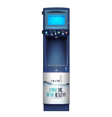 M2PW Dispenser